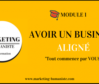 Comment avoir un business aligné – Podcast 1